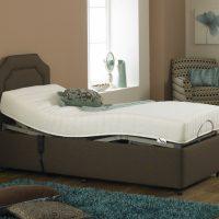 Imperial Opulence Memory Foam Adjustable Bed
