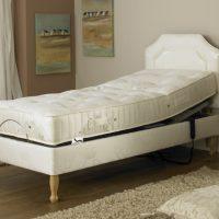 The Prestige Ambience Pocket Spring-Adjustable Bed Shallow Base Bed