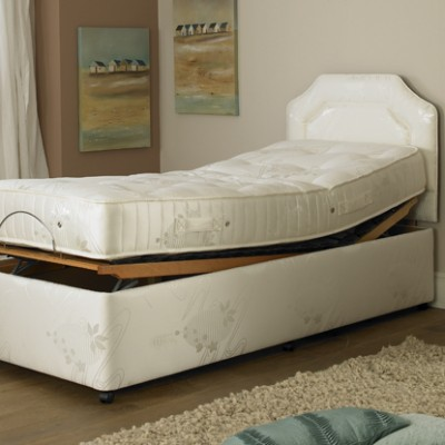 Prestige Ambience Pocket Spring Manual Adjustable Bed Deep Base