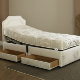 Prestige Ambience Pocket Spring with 2 Matching Drawers Adjustable Bed