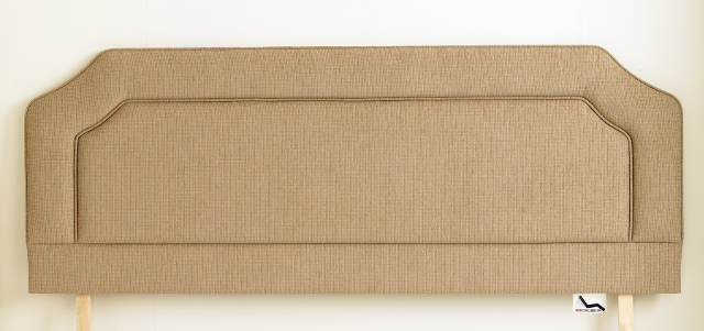 4ft Upholstered Matching Headboard