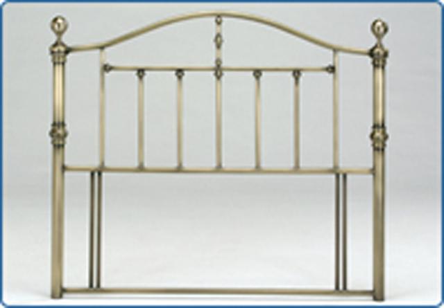 brass headboard  clandestin, Headboard designs