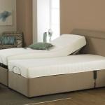 Royal Elegance Reflex Adjustable Dual Bed