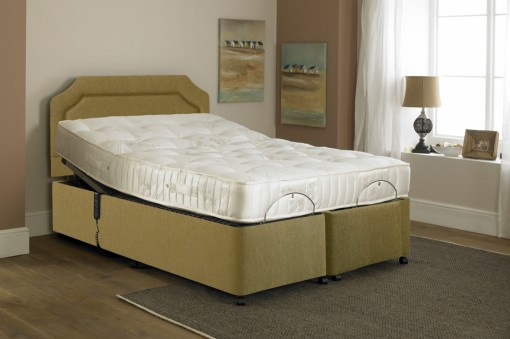Royal Elegance Reflex Adjustable Double Bed