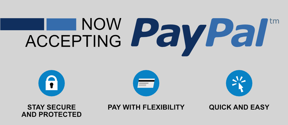 Electric Beds Online accepts PayPal payments.