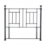 Fullerton Headboard Black